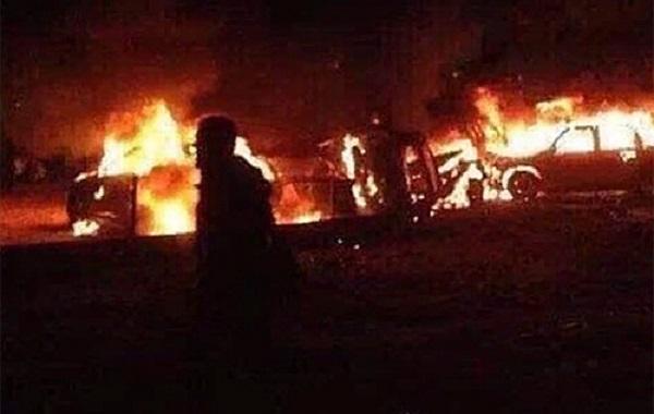 Второй удар в Багдаде, или А был ли мальчик?