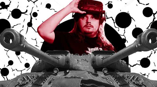 «Если геймеры не будут голосовать за партию Макарова, то им обнулят аккаунты в World of Tanks»