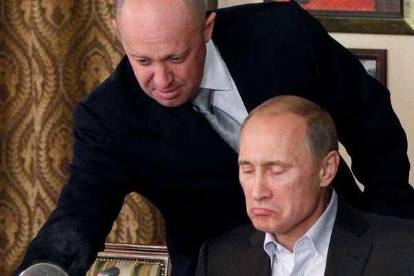 В Германии заявили о задержании повара Путина: Россия ответила
