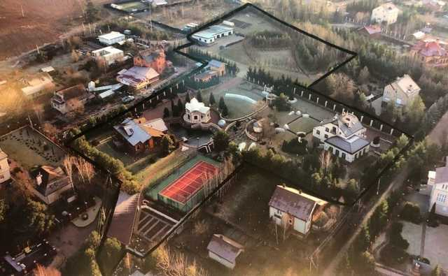 Тайную недвижимость зампреда Верховного суда Олега Свириденко оценили в 2 млрд рублей
