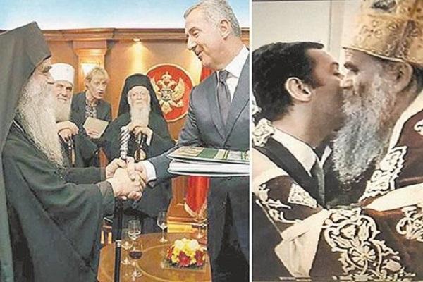 Церковный скандал в Черногории толкает страну на Запад