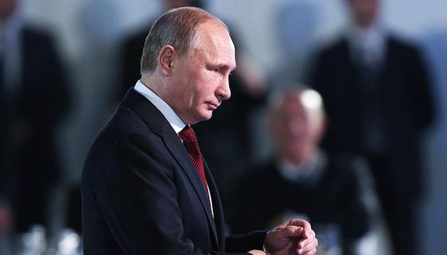 The New York Times: Путин Бессмертный