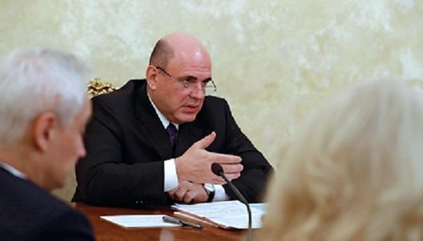 Мишустин рассказал Путину о мобилизации ресурсов