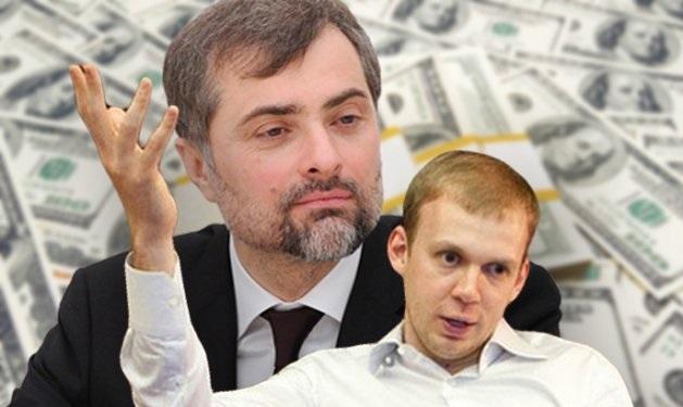 Олигарх в розыске Сергей Курченко, зарабатывает деньги для Суркова