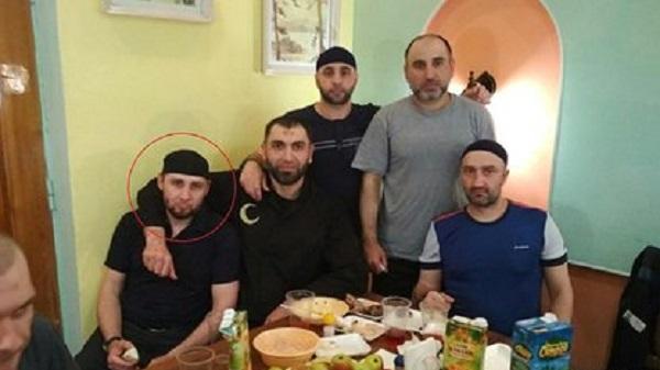 Песков ответил на вопрос о застолье убийцы Немцова в колонии