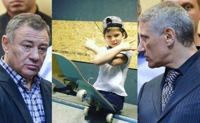 Ротенберги хотят забрать деньги у безногого мальчика-скейтбордиста
