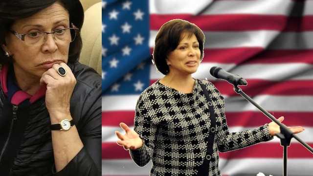 Дочь депутата Госдумы Родниной является гражданкой США