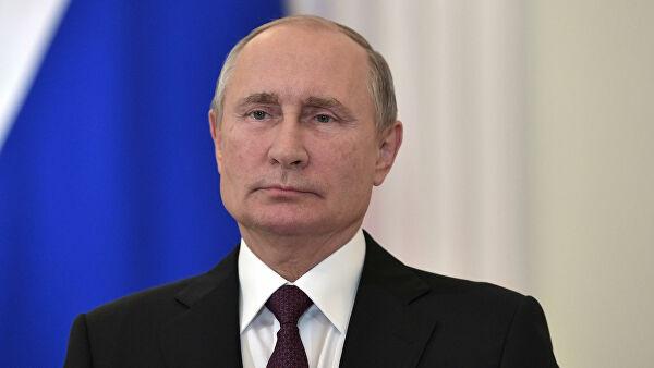 Путин начал выступление перед офицерами ФСБ с вопроса «Испугались?»