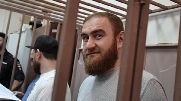 Арашуков рассказал о дружбе с Абызовым в СИЗО