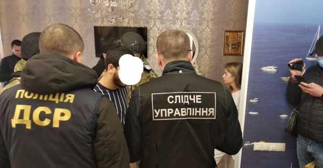 19-летний спортсмен собрал банду уголовников и нападал на людей в центре Одессы