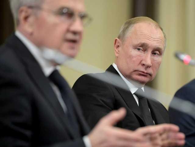 А Зорькин здесь тихий: какой компромат есть у Путина на председателя КС