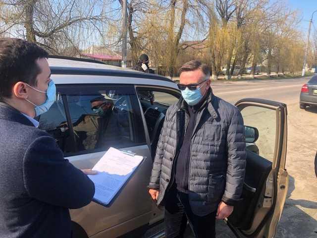Экс-глава МИД Кожара задержан по подозрению в убийстве Старицкого