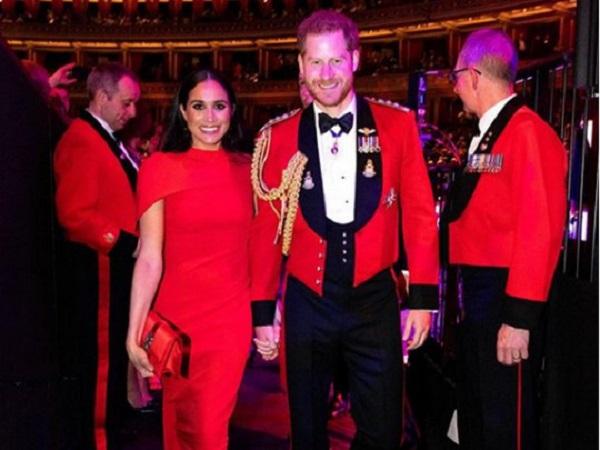 «Нам нужны деньги»: Меган Маркл приказала принцу Гарри искать работу