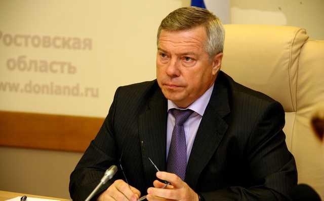 Василий Голубев, ростовский губернатор, замечен в деле о банковских махинациях