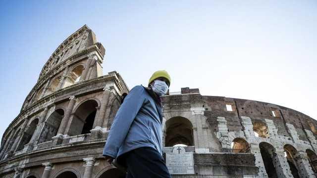 Италия не будет открывать границы для иностранных туристов до конца 2020 года