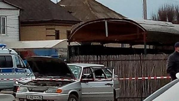 Полковника МВД взорвали в машине