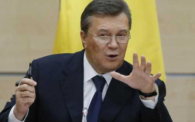 Офис генпрокурора может начать экстрадицию Януковича