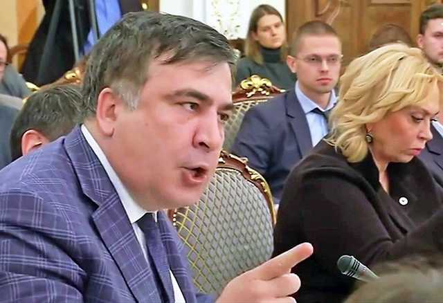 Саакашвили возглавил орган, на заседании которого Аваков дразнил его «бе-бе-бе»