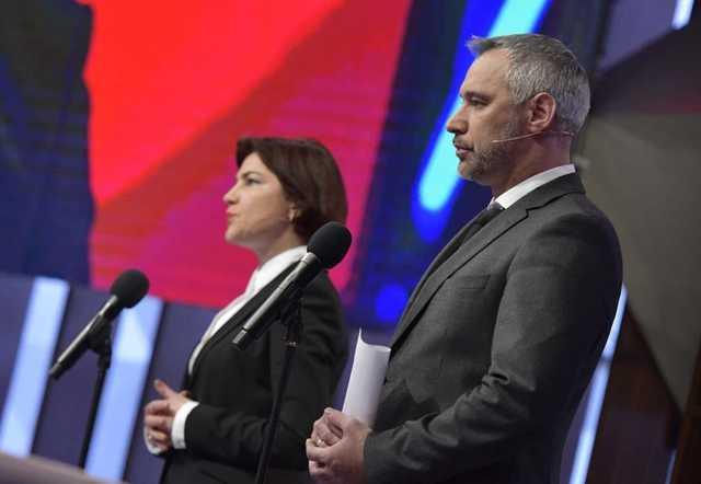 Ни моральных, ни профессиональных качеств: Рябошапка рассказал, как его «выживала» Венедиктова