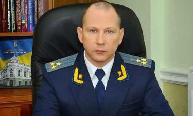 Зам областного прокурора Одессы Буяджи – зять криминального авторитета Циклопа