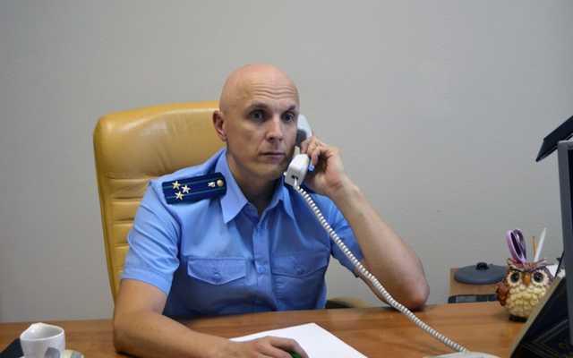 Немного о С.Н.Савенкове, первом заместителе прокурора г. Москвы