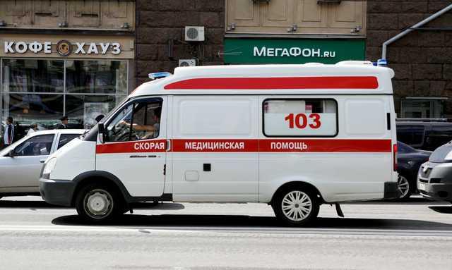 Российский полицейский погиб при падении с 24-этажного дома