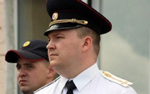 Сын Михаила Круга Дмитрий Воробьев стал капитаном полиции