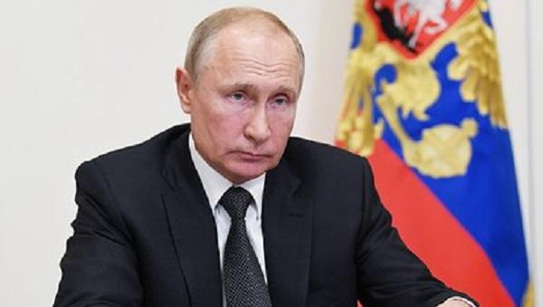 Путин понадеялся не стать пациентом с коронавирусом