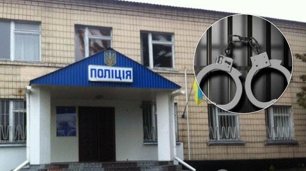 В Кагарлыке раскрыли неизвестные факты об оскандалившемся отделении полиции