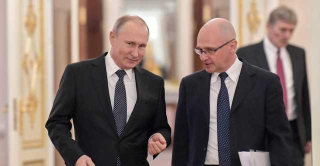 "Кириенко выносит ""сор"" через Лебедева?"