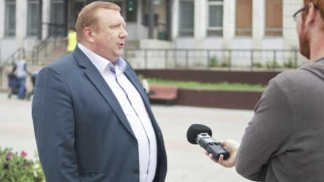 "Мэр Красковский с ""душком"