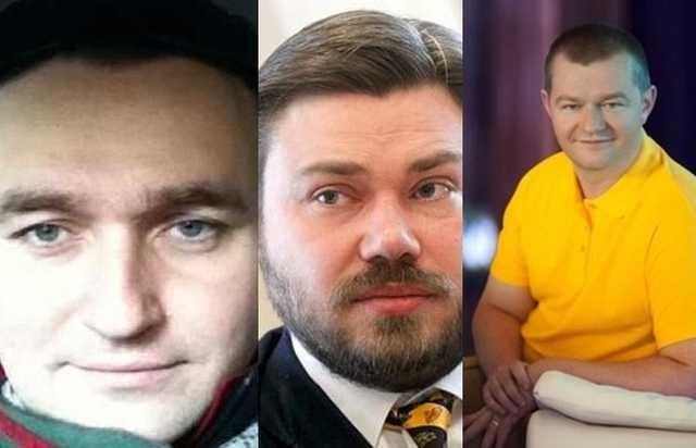 Максим Криппа и Макс Поляков это представители террориста Малофеева и друзья Гиркина в Украине