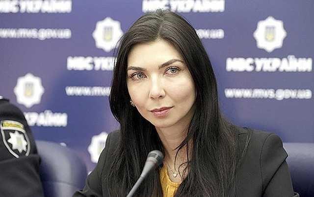 Заместитель главы МВД задекларировала более 1,2 млн гривен доходов и норковые шубы