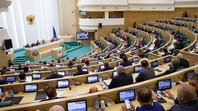В Совфеде отреагировали на заявления о причастности России к беспорядкам в США
