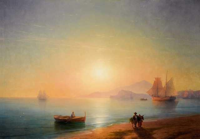 Картину Айвазовского продали с молотка почти за $3 миллиона