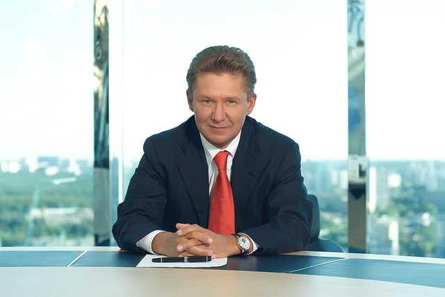 Алексей Миллер задумался о пенсионном фонде