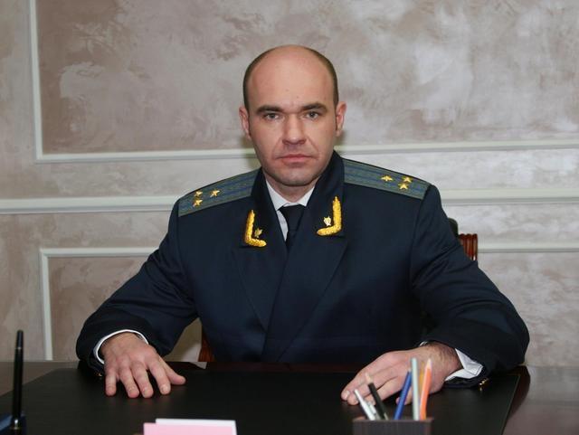 Нафталиновый кадр Пшонки Андрей Любович чистит свою преступную биографию