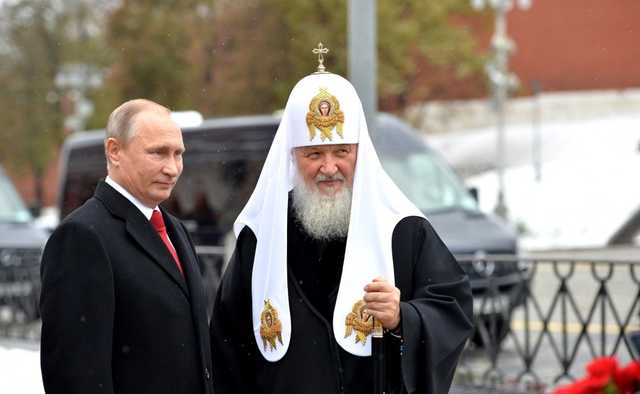 Глава РПЦ Кирилл в годовщину начала ВОВ «сердечно поздравил всех» с «торжественным и скорбным днем»