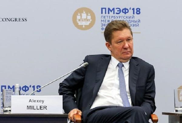 Алексей Миллер прижал Андрея Комарова грандиозной аферой