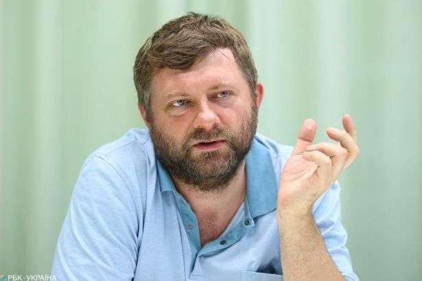 """Корниенко заявил, что назвал """"рабочей бабой"""" не коллегу по Раде, а николаевского политика"""