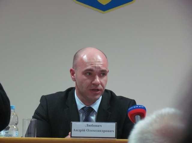 Заместитель Венедиктовой Андрей Любович ответственный за фабрикацию политических дел