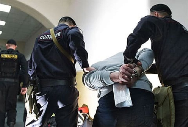 Еще один Вологодский смотрящий задержан