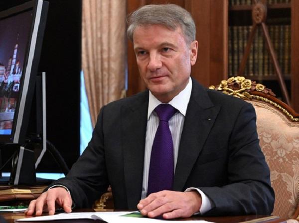 """Греф назвал манипуляцией высказывания Михалкова в """"Бесогоне"""""""