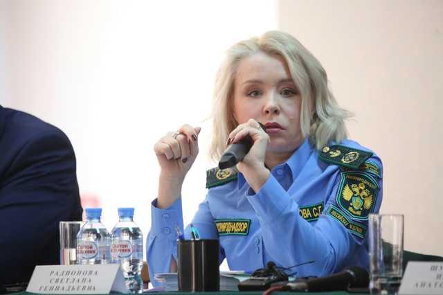 Глава Росприроднадзора Светлана Радионова наплевала на поручения Путина и договорилась с олигархом Потаниным