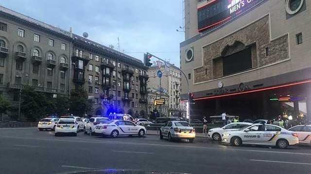 Раненый парень сбежал из больницы. Новые подробности драки со стрельбой в центре Киева