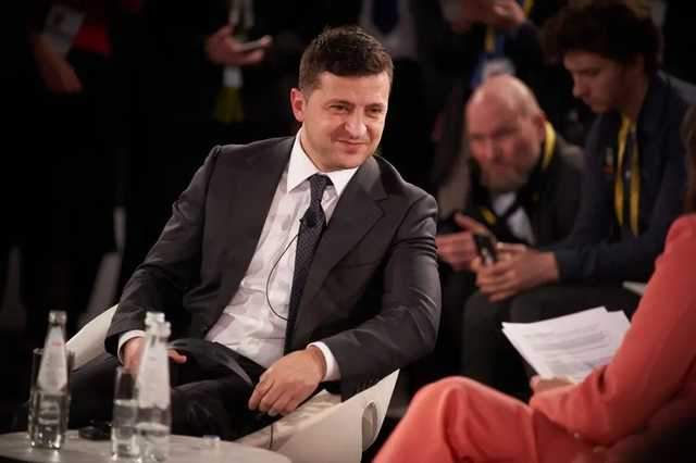 Зеленский начал жить на государственной даче в Конча-Заспе
