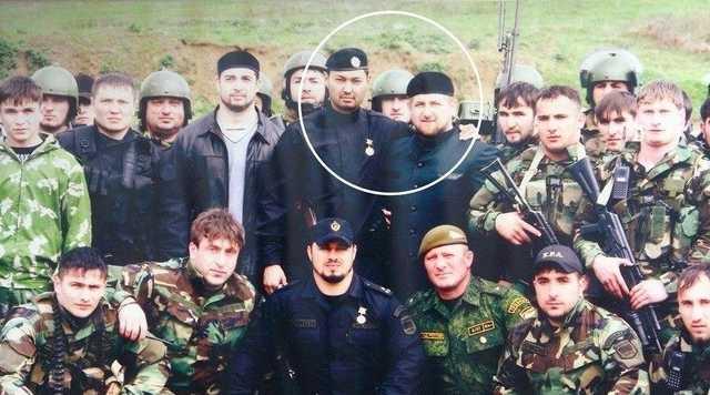 Бойцы Кенеса Ракишева и Рамзана Кадырова