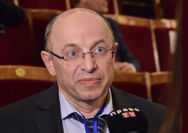 Член Высшего совета правосудия Игорь Артеменко: проходимец в мантии