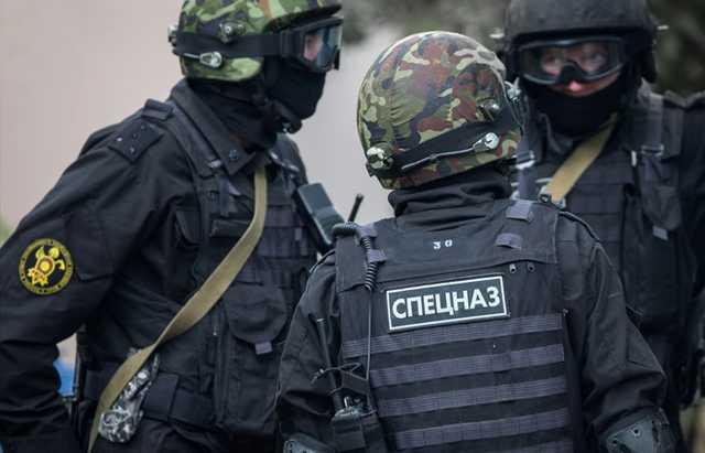 Спецоперация ФСБ против террористов в Москве и Сибири