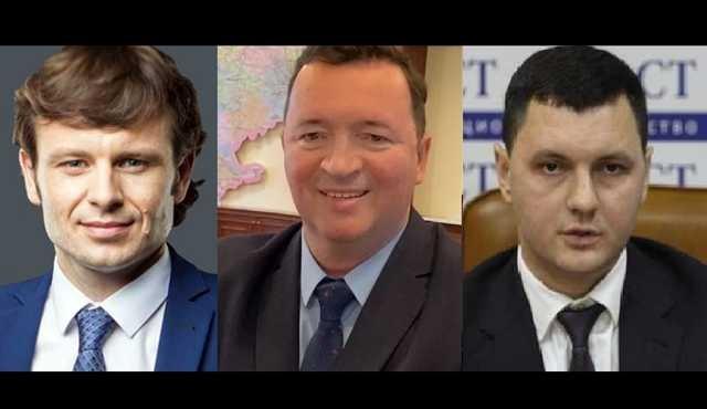 Глава Минфина Марченко и глава таможни Муратов продали должность начальника киевской таможни за 1 миллион долларов под фигуранта 7 уголовных дел Сличко